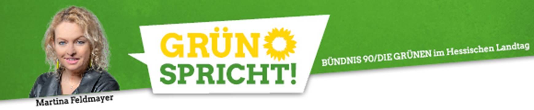 Grün Spricht Kurz Pressemitteilung Martina Feldmayer